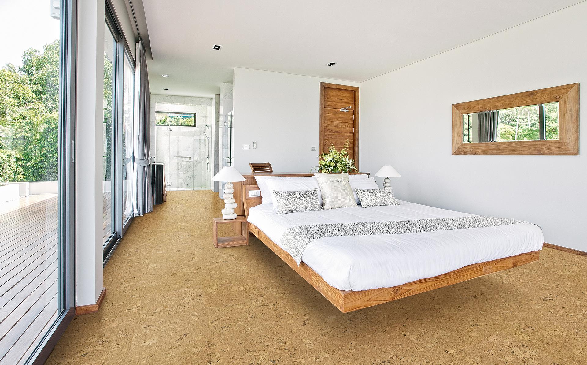 Bodenbelag Schlafzimmer Kork – Caseconrad.com
